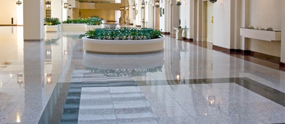 Commercial Tile Floor Cleaning