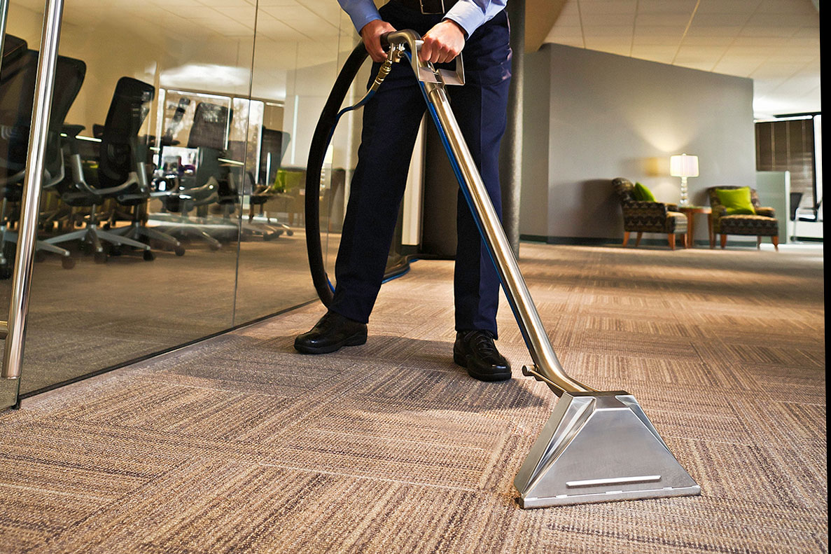 Office Carpet Cleaning — MJ Janitorial