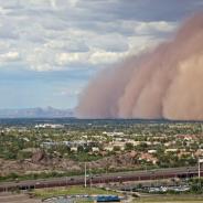 Dust control in Phoenix